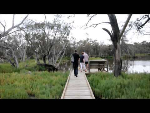 Boardwalk Mandurah Australia