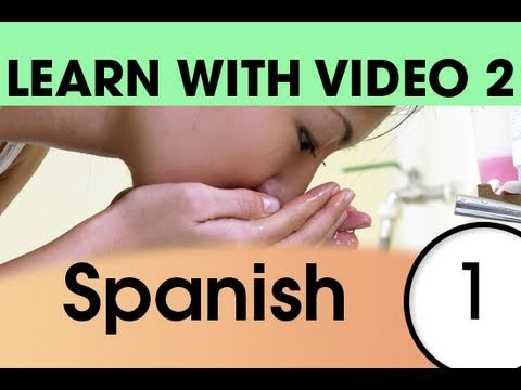 Learn Spanish with Video - Talking About Your Daily Routine