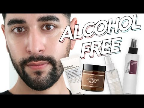 ALCOHOL Free Skincare Routine - Zero Denatured Alcohol ✖  James Welsh thumbnail