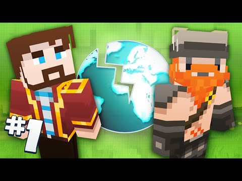 Minecraft - Crack In The World Part 1 - Dank Nuggets