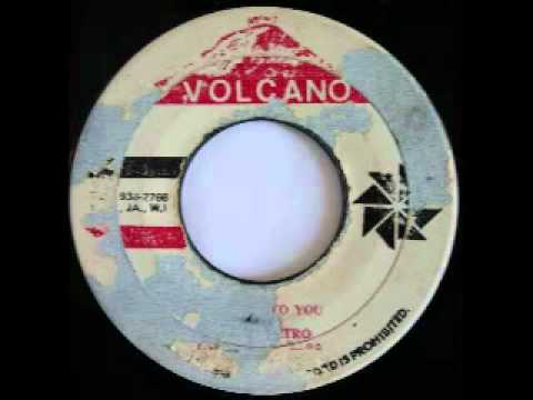 PETER METRO   Dedicated to you + dub part II 1983 (Volcano)