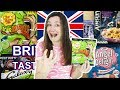 BRITISH Taste Test SOUR Chupa Chups and Angel Delight and more