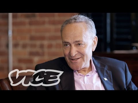 A Quick Chat with Senator Chuck Schumer