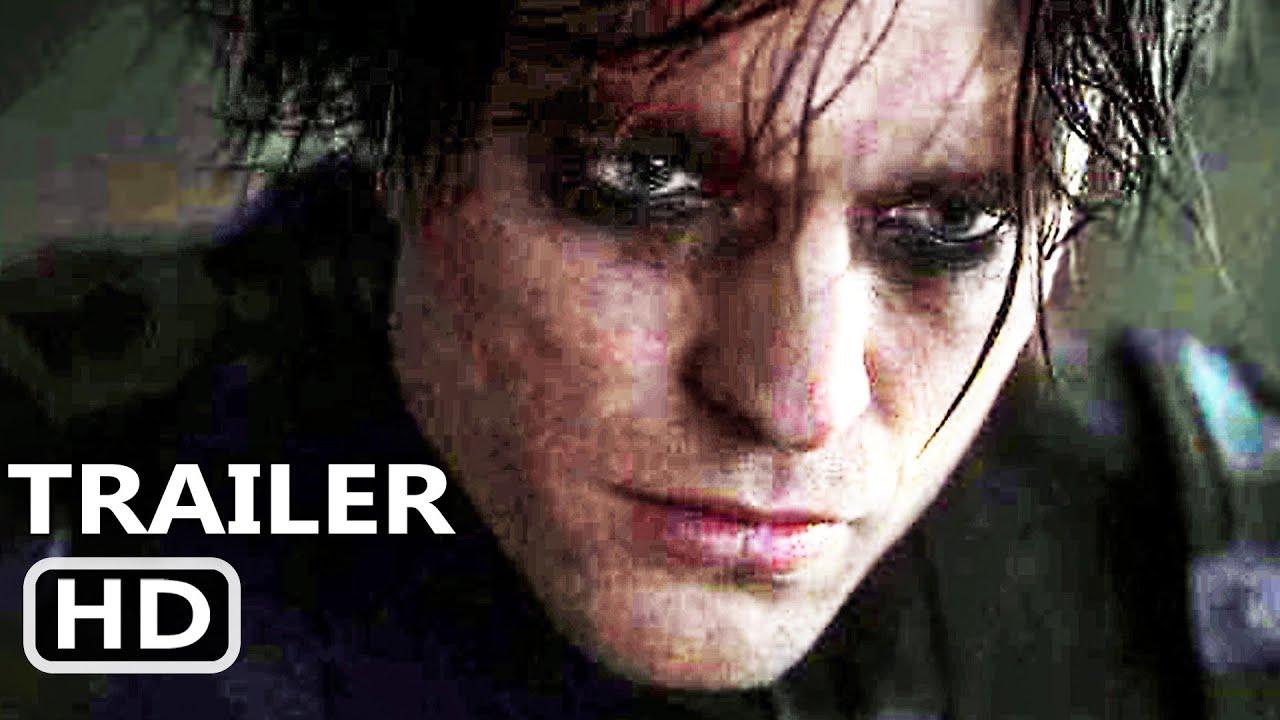 THE BATMAN Trailer Português LEGENDADO (2021) Robert Pattinson