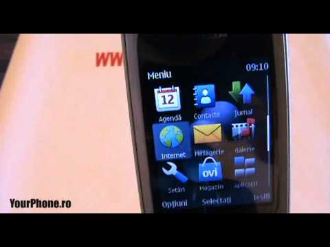 Nokia 7020 - Review in Romana
