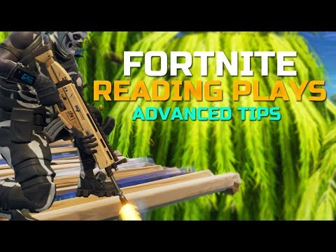 "How to Win ""READING PLAYERS"" Advanced Fortnite Tips"