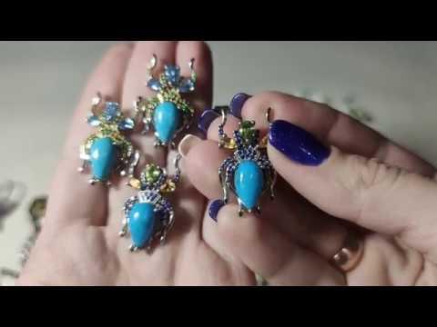 серебряные украшения из Таиланда. + новинки