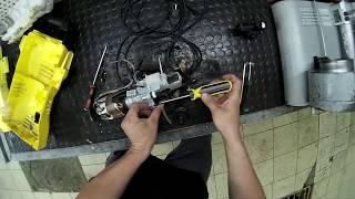 karcher k2 ремонт заміна помпи