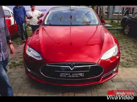 Luxurious Cars in Dhaka 2017