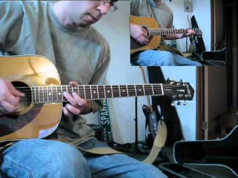 how to play jeremy by pearl jam on acoustic guitar