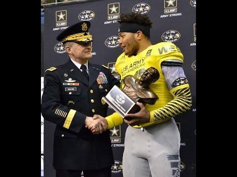 2015 Army Bowl | Derrius Guice MVP Presentation