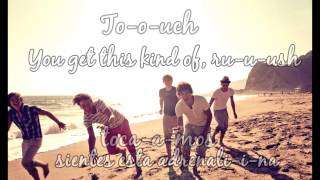 kiss you - one direction (inglés/español)