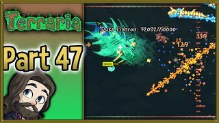 Terraria Multiplayer Gameplay - Part 47 - Let