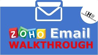 How to Sign Up for Zoho Custom Email Address