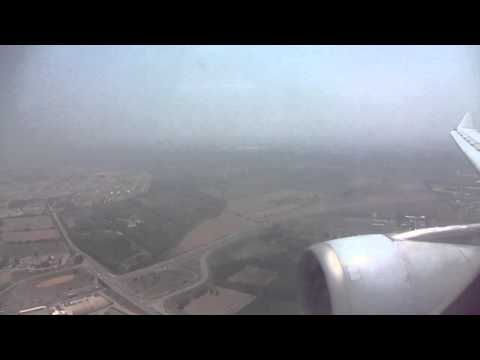 A330 Landing Algiers