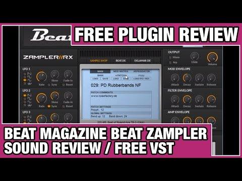 15 FREE Sampler VST Plugins - Best Free Sampler VST Plugins