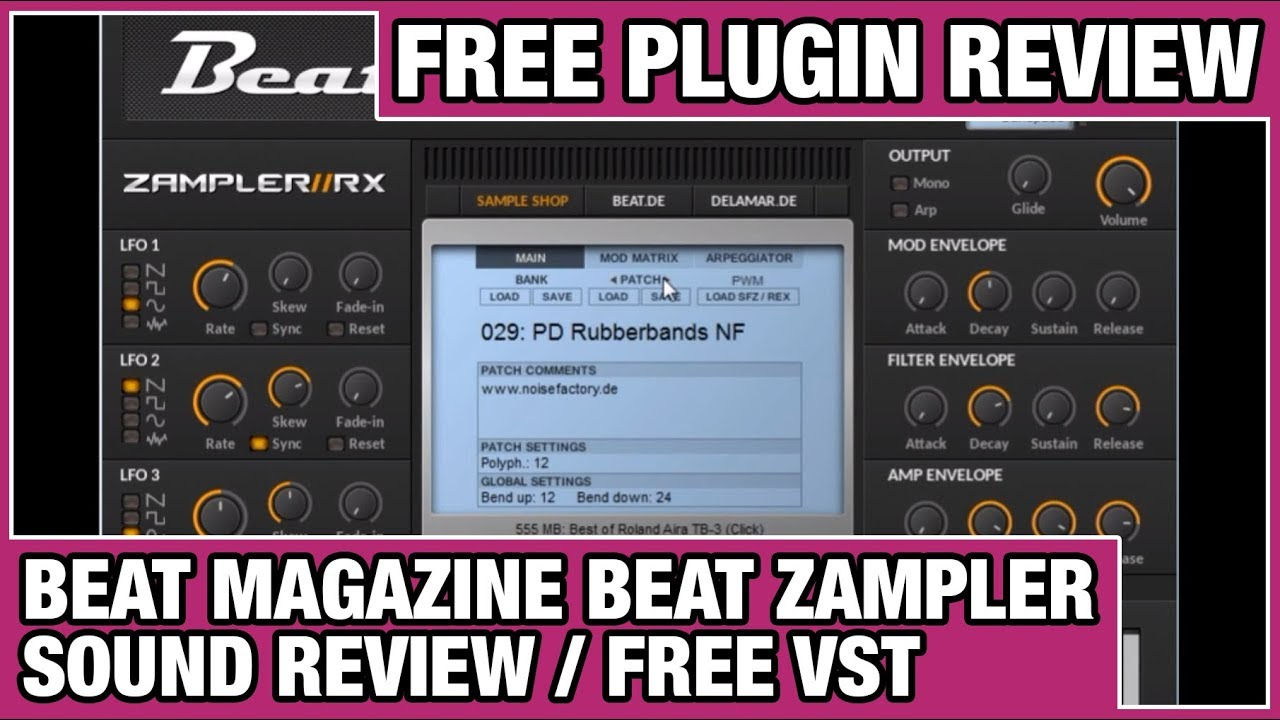 15 FREE Sampler VST Plugins - Best Free Sampler VST Plugins