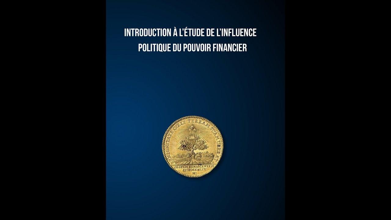 Dr. Hamza Benaissa – L'Influence Politique du Pouvoir Financier