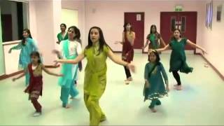 private college dance ... picturise in hyderabad sindh