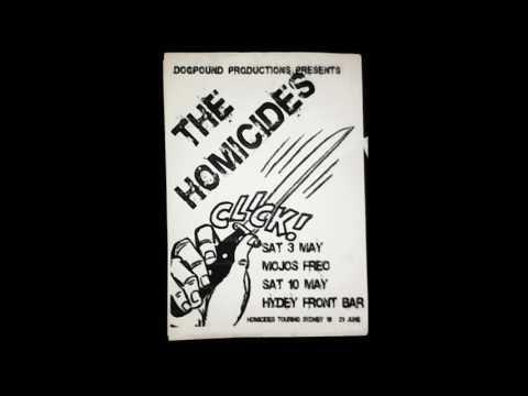 THE HOMICIDES - ZERO POPULATION