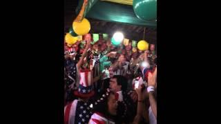 American Outlaws World Cup Sweet Caroline