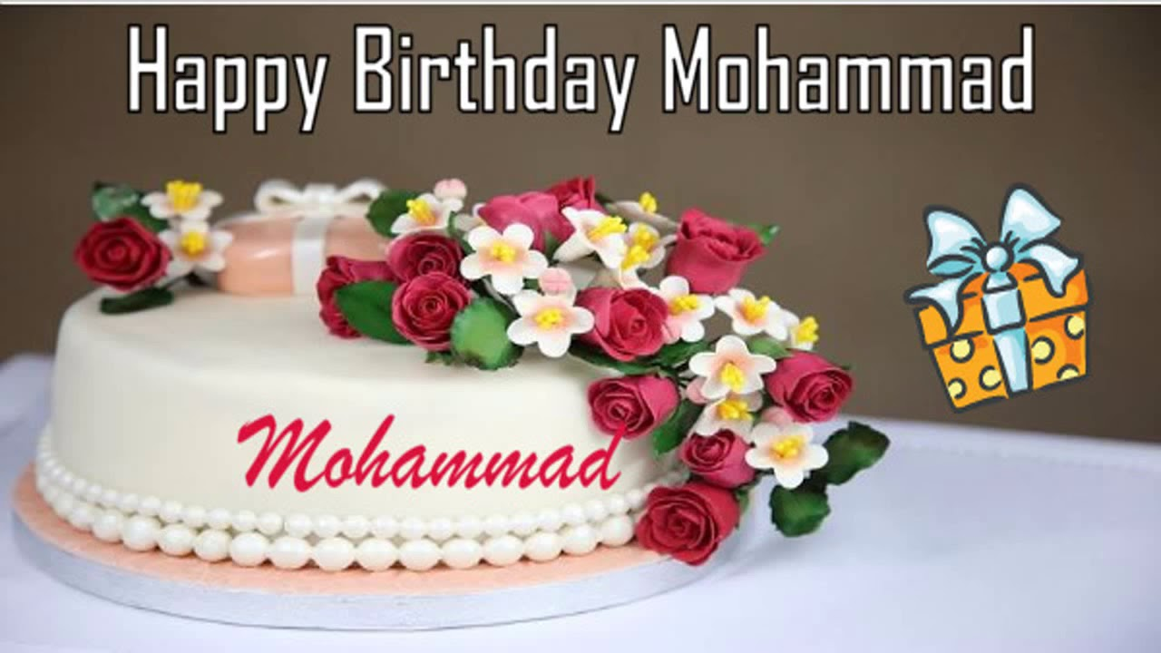Image result for Happy Birthday Muhammad Cakes