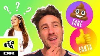FAKE eller FAKTA: Slår Ariana Grande VILD rekord?! | Ultra Nyt