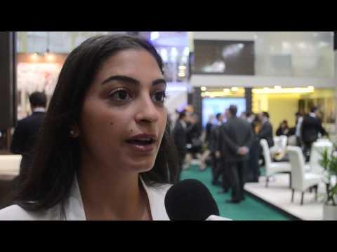 Jihane Merheb, sales and marketing manager, Le Royal Beirut