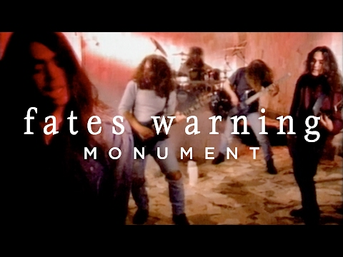 """Fates Warning """"Monument"""" (OFFICIAL VIDEO)"""