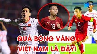 Đỗ Hùng Dũng nằm trong Top 25 đề cử  Quả bóng vàng Việt Nam 2019 - Phần thưởng cho 1 năm trọn vẹn!