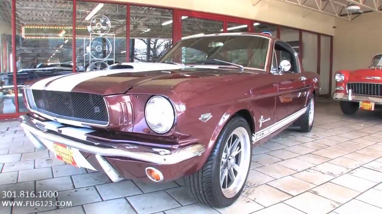 Gt350 For Sale >> 1965 Ford Mustang Fastback GT350 for sale with test drive ...
