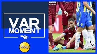VAR | Vrije trap Vitesse wordt penalty
