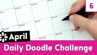 April Daily Doodle Challenge | Sea Lemon