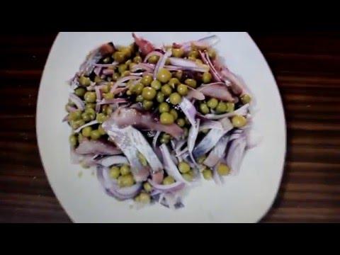 Сделать вкусный салат