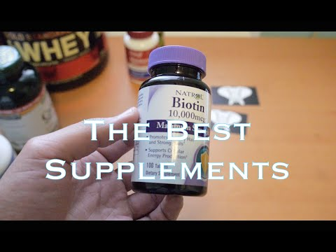 Best Supplements for Overall Health!