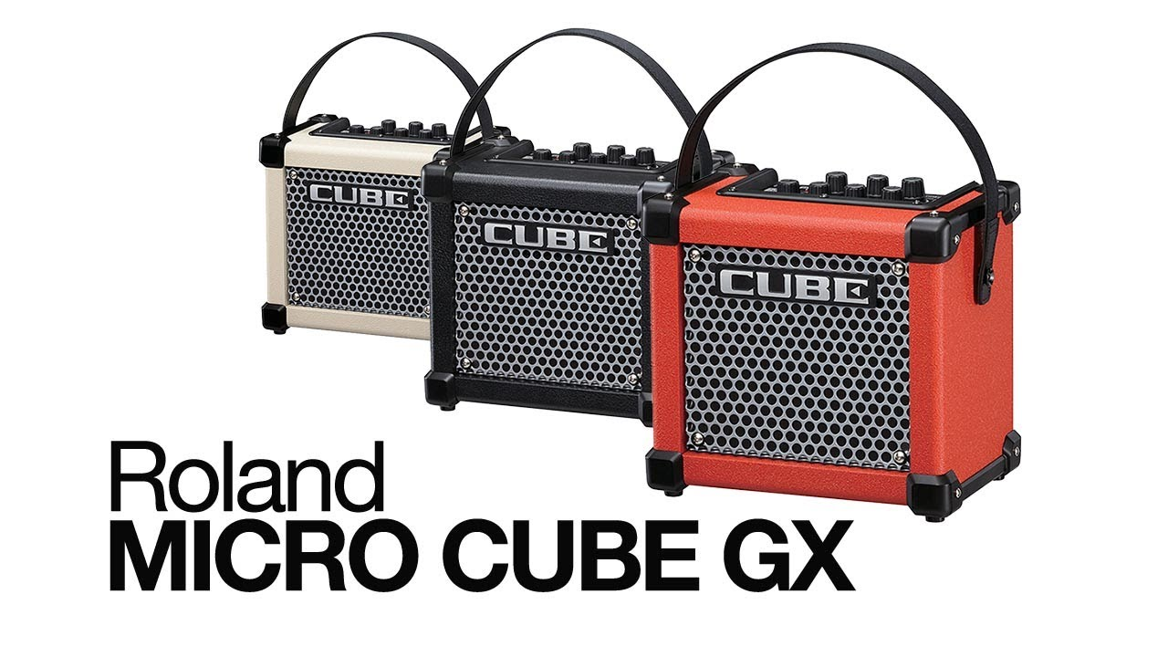 guitar player demos roland 39 s micro cube gx youtube. Black Bedroom Furniture Sets. Home Design Ideas