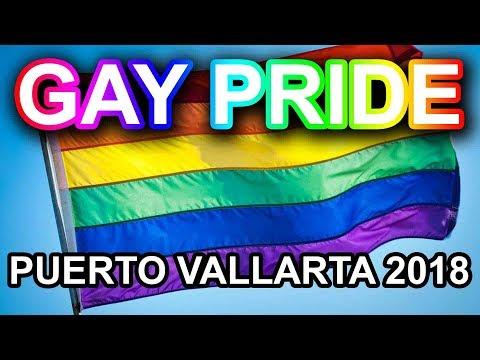 GAY PRIDE PV 2018 - FESTIVAL LGBT PUERTO VALLARTA - ORGULLO GAY
