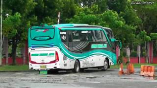 Part 2- Mentul Mentulnya Bus Malam Di Terminal Kertonegoro, Ngawi - Jawa Timur
