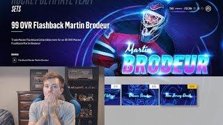 NHL 18 HUT - NEW 99 CARD! FLASHBACK SETS EXPLAINED