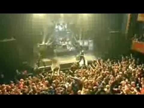 Papa Roach Live & Murderous in Chicago 2005 show completo