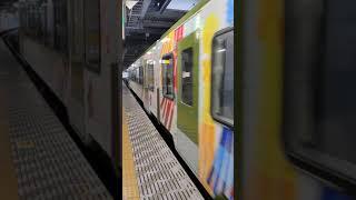 東北本線仙台駅 陸羽東線直通 キハ110系快速湯けむり号回送