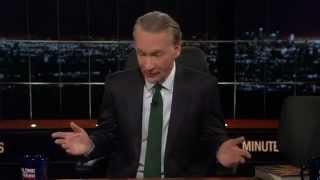 Jew Bill Maher Admits Jewish State Controls US Government