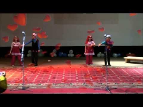 Татары Сатпаева. Детский танец.