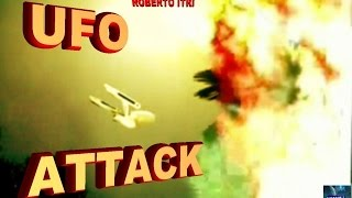 UFO ATTACK (short film)