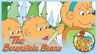 Berenstain Bears - Episode 36: White Water Adventure/ Showdown At Birder's Wood