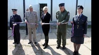 Ministryně obrany zahájila 50. sezónu Leteckého muzea Kbely