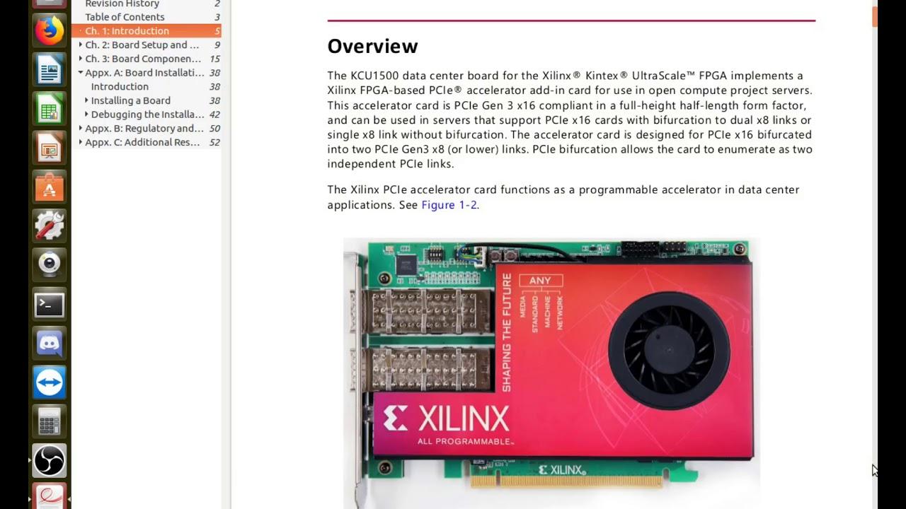 DIY FPGA | Installing and Configuring the KU115 for Crypto Mining