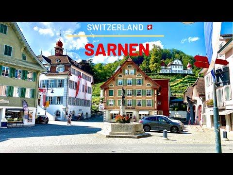 Sarnen : the small Historic Town Switzerland 🇨🇭