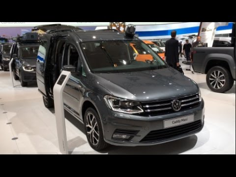 volkswagen caddy maxi 2016 in detail review walkaround. Black Bedroom Furniture Sets. Home Design Ideas