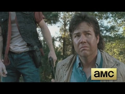 The Walking Dead 6x14 - Eugene Bites Dwight's Dick & Saves the Group